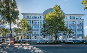 Bürogebäude, Darmstadt