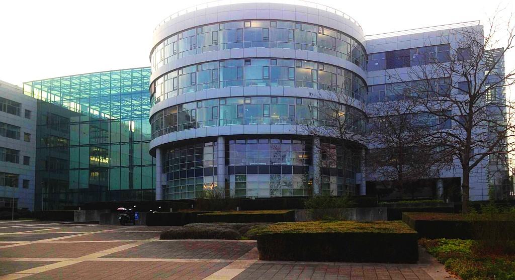 Офисное здание, Бад Вилбель