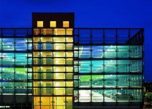 Bürogebäude, Bielefeld