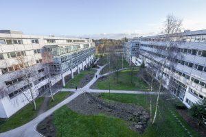 Bürogebäude, Essen-Bredeney