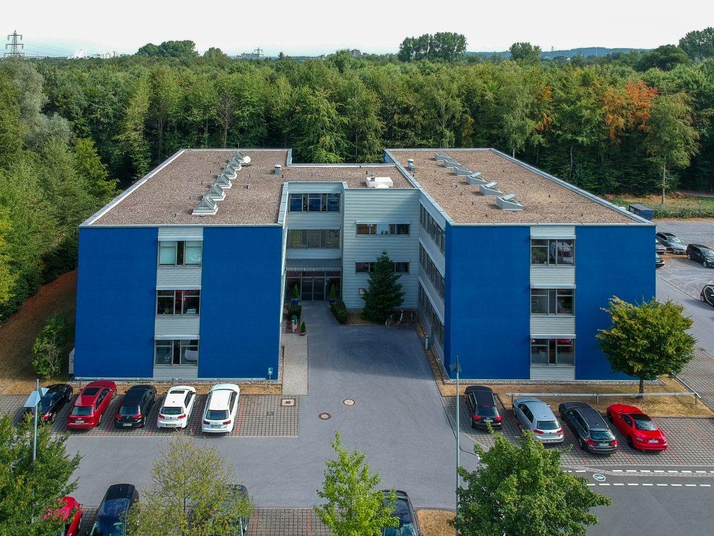 Офисное здание, Ратинген