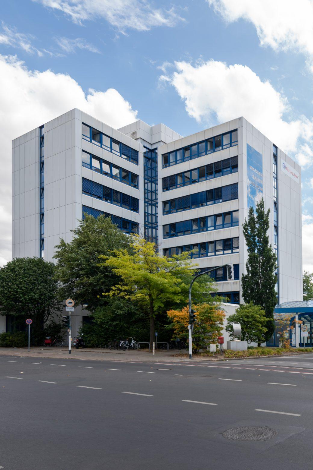 Office buildiing, Krefeld