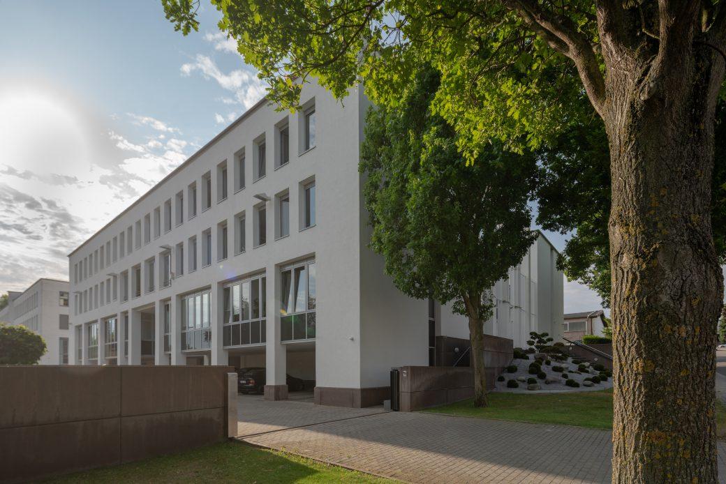 Офисное здание, Нидер-Ольм