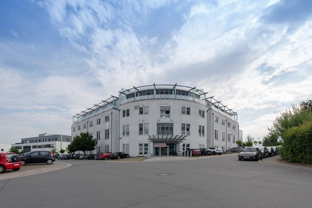 Office building, Roßdorf