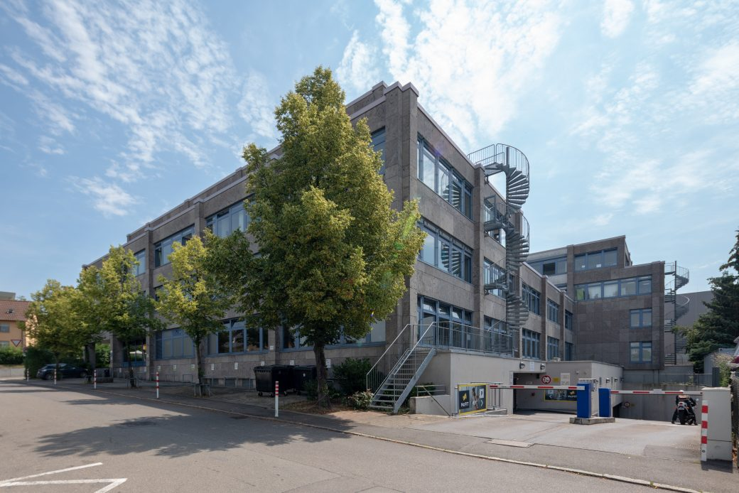 Офисное здание, Зиндельфинген