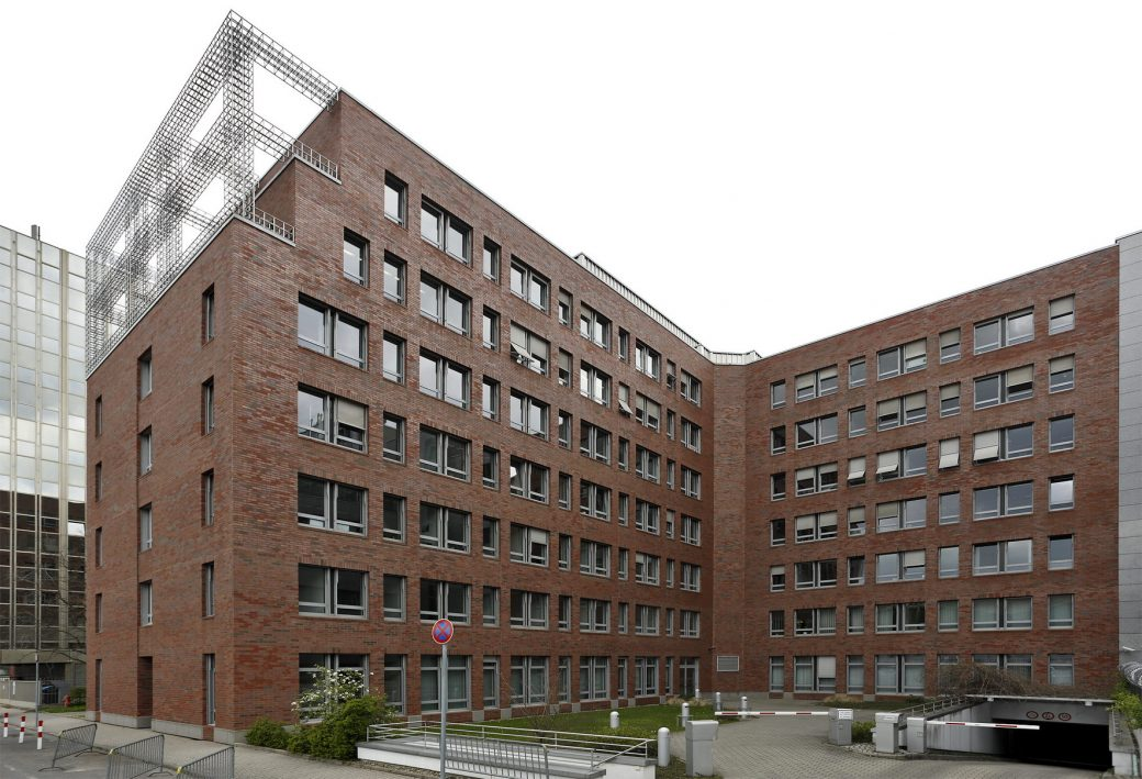 Офисное здание, Франкфурт-на-Майне