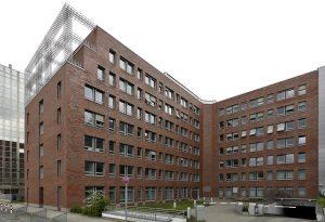 Bürogebäude, Frankfurt