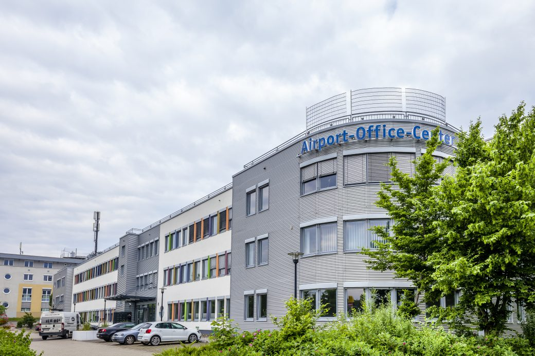 Office building, Holzwickede