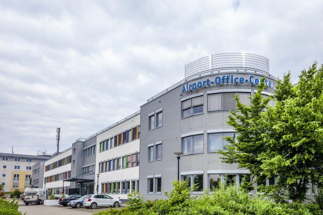 Офисное здание, Хольцвикеде