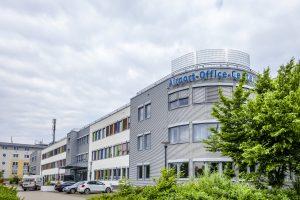 Bürogebäude, Holzwickede