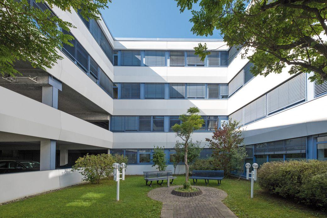Офисное здание, Леонберг