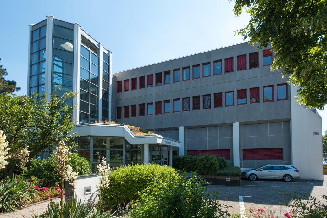 Office building, Frankfurt