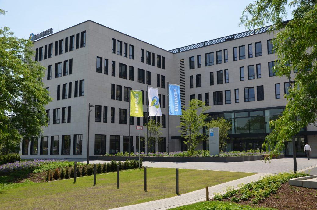Офисное здание, Оберхаузен