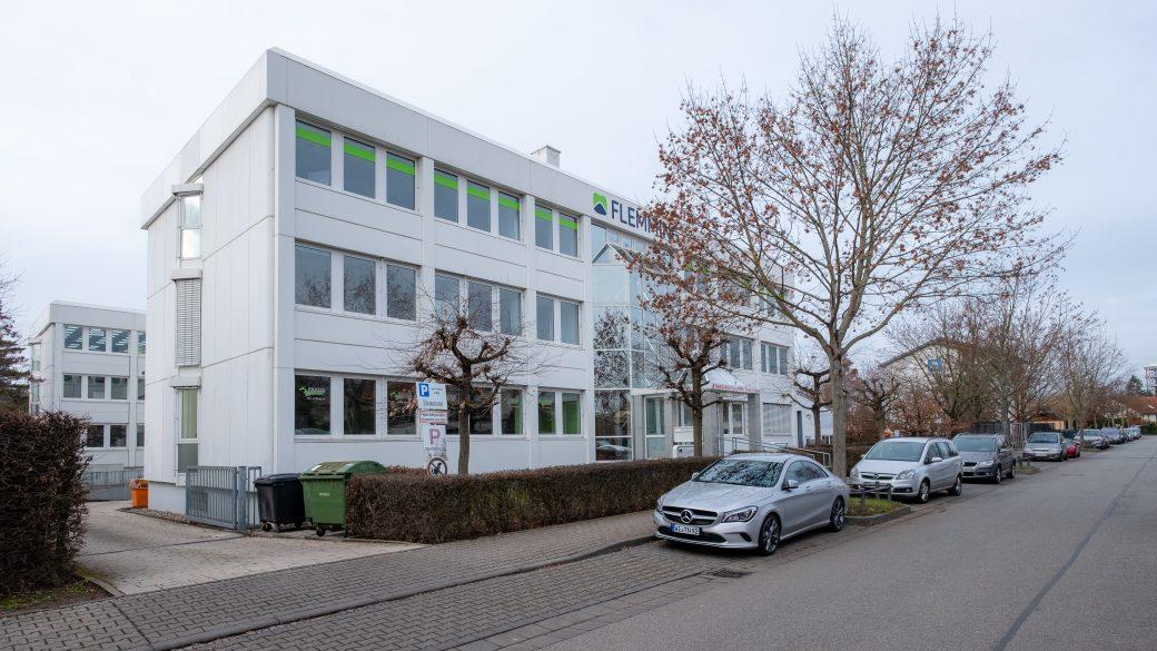 Офисное здание, Майнц
