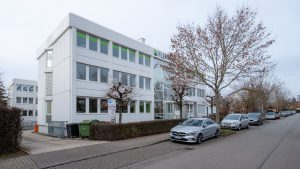 Bürogebäude, Mainz