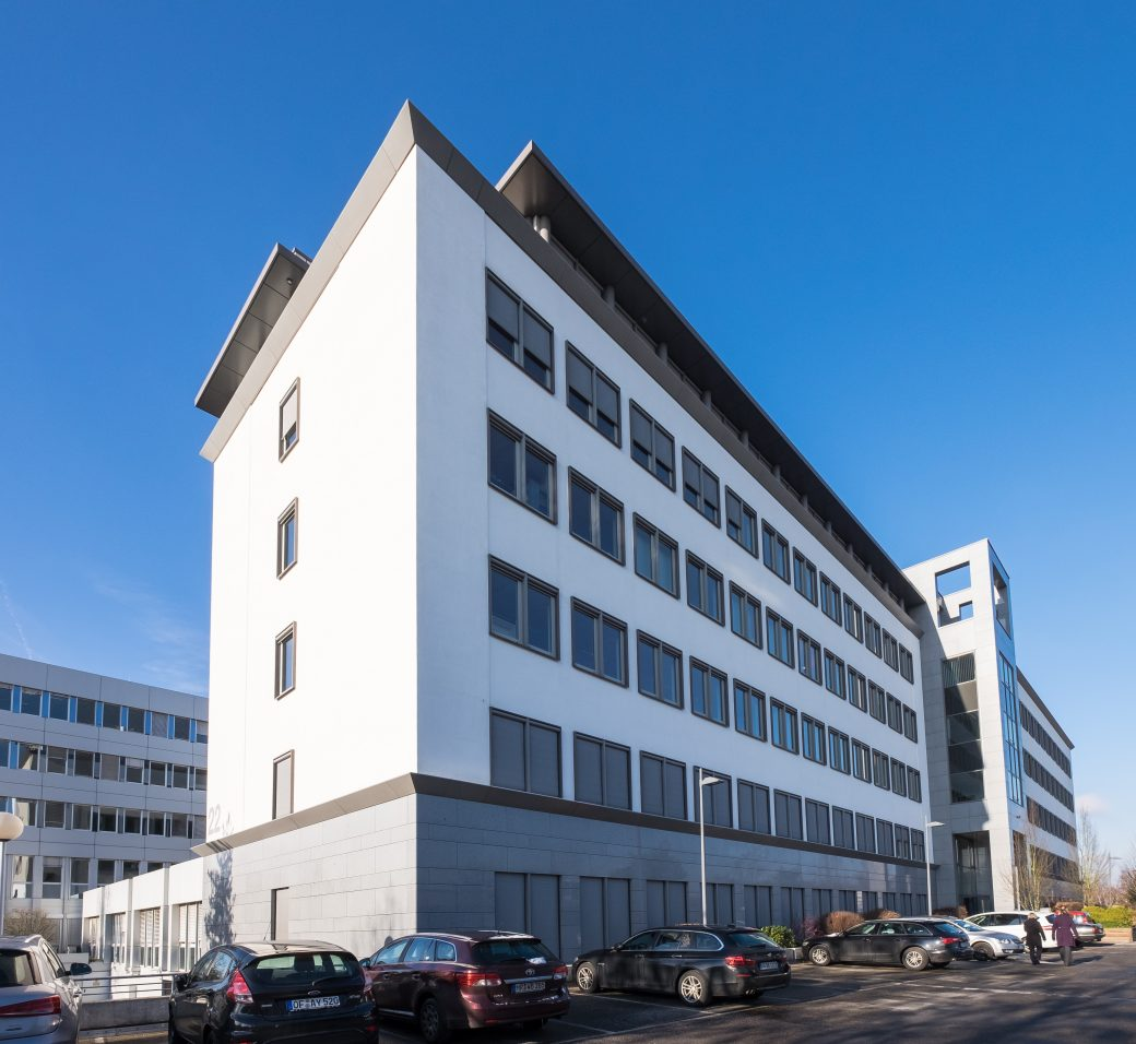 Офисное здание, Ной-Исенбург