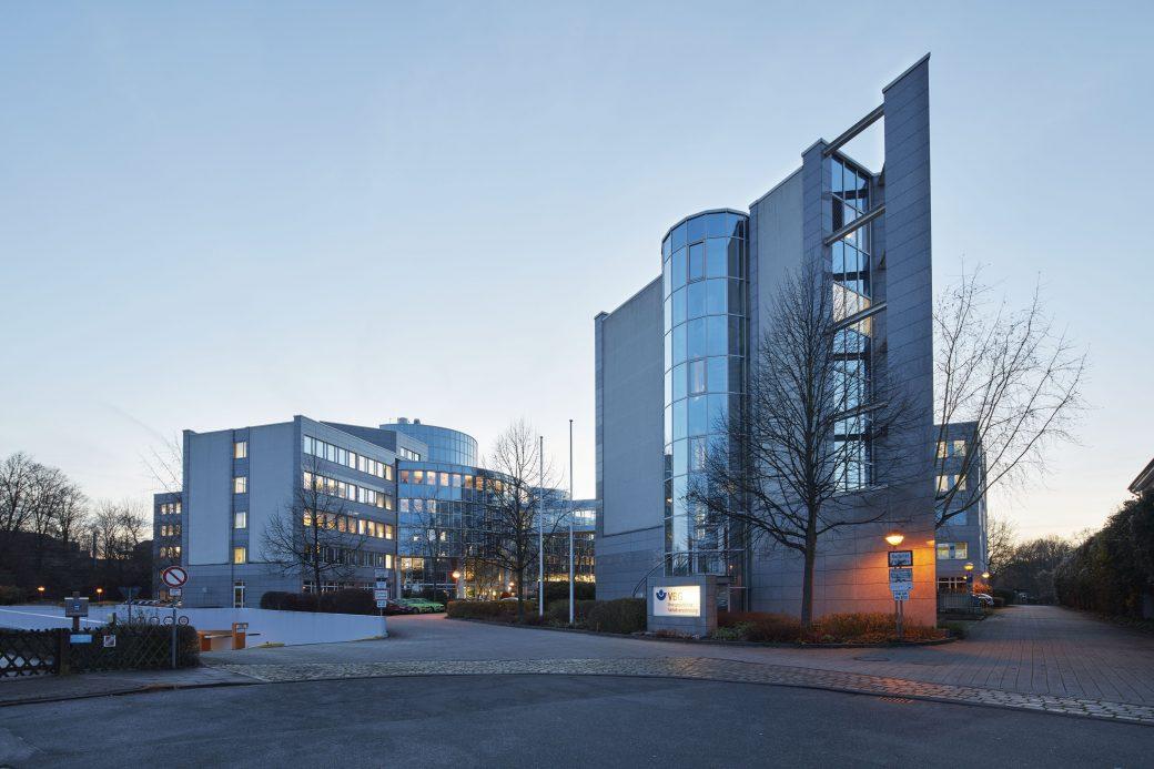 Офисное здание, Гамбург